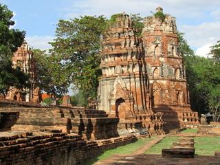 Sito archeologico di Ayutthaya - Thailandia