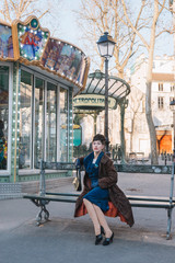 Lifestyle parisienne chic