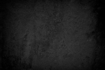 Black grunge texture background. Abstract grunge texture on dist