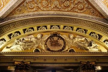 Im Dom in Mailand