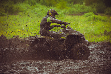 ATV competition