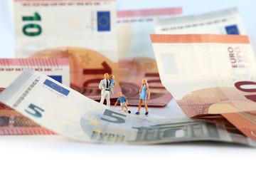 Familienpolitik und Finanzen