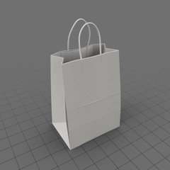 Bag Wire Handled Tall