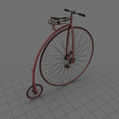 Bicycle Penny Farthing