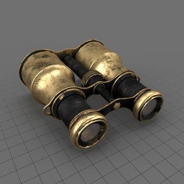 Binoculars Vintage