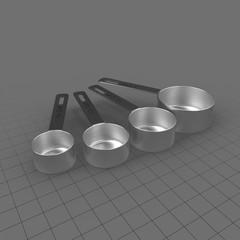 Measuring Cup Steel