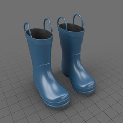 Rain Boots Kids