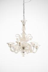 elegante lampadario in cristallo, 6 luci