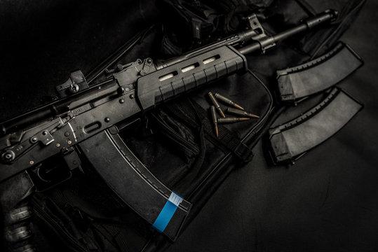 Modern Kalashnikov's Rifle