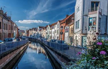 Amiens, les quais, Quartier Saint Leu