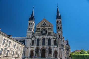 Basilique Saint Remi, Reims