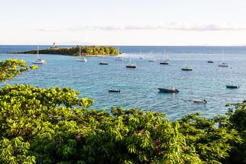 Islet of Gosier, Guadeloupe