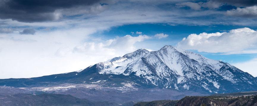 Aspen Mountain Range