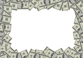 Background : dollars