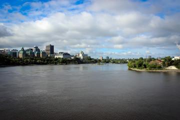 Ottawa river views, Canada