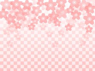 桜 背景画像