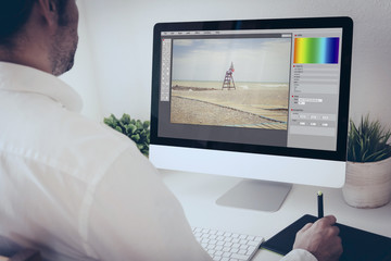 graphic tablet photo editing