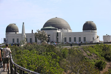 Observatoire de Griffith park, Los Angeles
