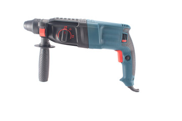 Rotary Hammer  on a white background