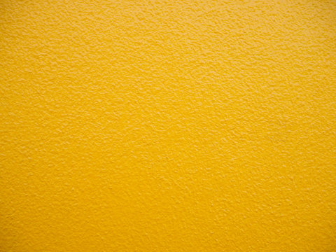 yellow paint wall background