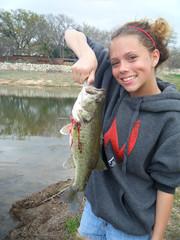 Fishing beauty