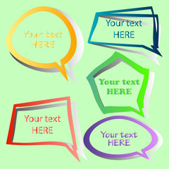 A set of Quotes for statements, words, thoughts, conversations.