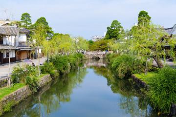 Kurashiki river