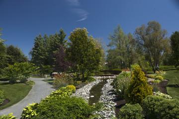 Fabulous Garden - Parc à Fleurs d'eau de Rouyn