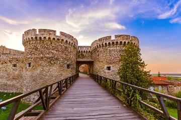 Kalemegdan fortress Beograd - Serbia Wall mural
