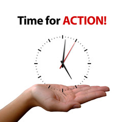 Holding Time - Time for ACTION!