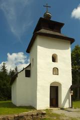 Small Catholic Church in Slovakia