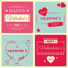 Valentine`s Day -retr