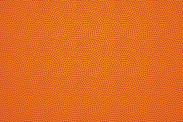 Basketball ball leather pattern, background. Vector