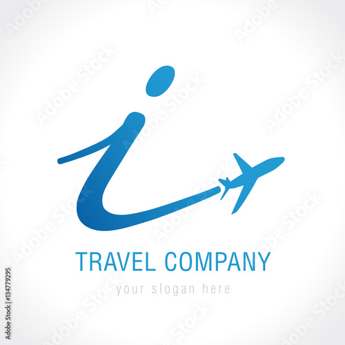 i innovation travel company logo airline innovation business travel