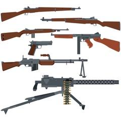 American weapons of World War II