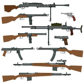 Soviet weapons of World War II