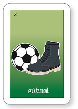 Perfect for soccer/sport theme  flyers or invitations.