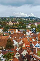 view of Tubingen, Germany