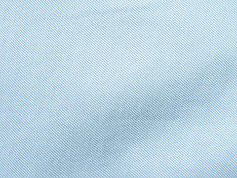 Light blue denim textile for background