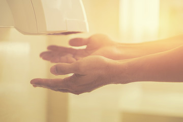 Hand dryer,Hand Air Dryer In Public Toilet or Washrooms,Hand dry