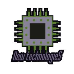 Logo team new technologies