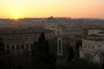 La notte su Roma