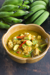 thai herbal curry
