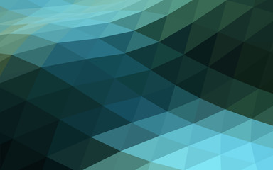 Vector Polygonal Background Waves