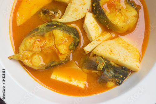 bagrid catfish sour soup