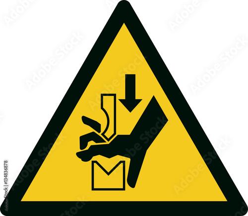 ISO 7010 W030 Warning