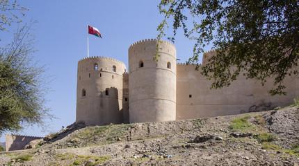 Festung in Rustq (Oman) 2
