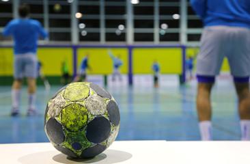 balonmano balón calentamiento U84A2994-f17