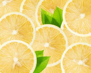 pomelo slices background