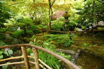 Victoria, Japanese garden